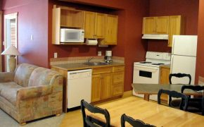 Cornerstone Lodge Fernie – Kitchen