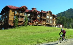 Cornerstone Lodge Fernie – Summer Mountain Bike
