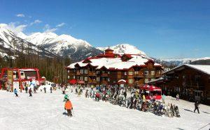 Cornerstone Lodge at Fernie Alpine Resort