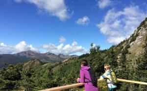 Lost Boys Hiking Trail Lookout at Fernie Alpine Resort - Cornerstone Lodge